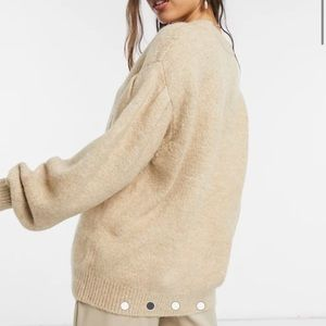 ASOS soft and cozy cowl neck sweater